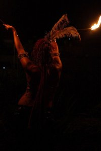 belly dancer, fire torches, fire eater, Cincinnati belly dance