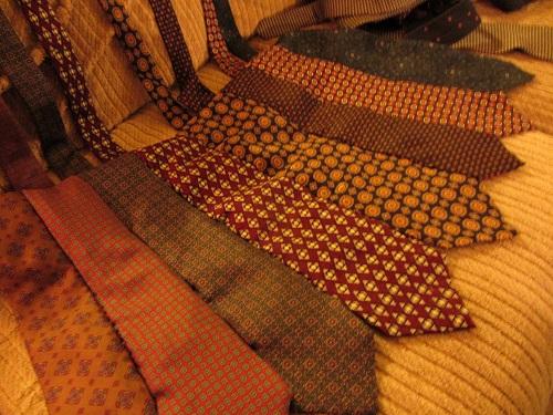 How to make a tie skirt | CherieDawnLovesFire.com