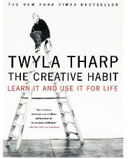 Twyla Tharp, The Creative Habit, book review