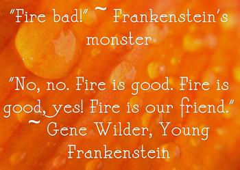 Gene Wilder Young Frankenstein quote