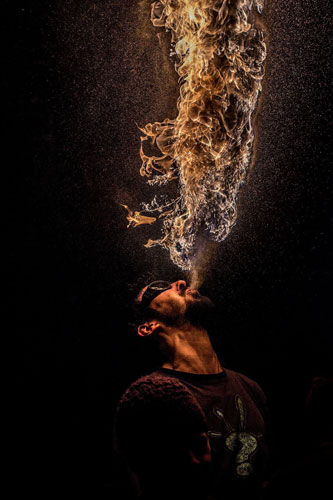 Fire breather | Cheriedawnlovesfire.com