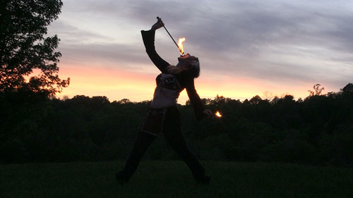 Fire eating, fire arts | CherieDawnLovesFire.com