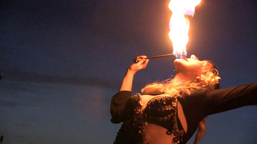 Fire arts, fire eating | CherieDawnLovesFire.com
