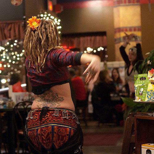 tribal belly dancer | CherieDawnLovesFire.com