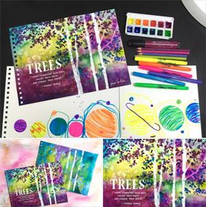 Creativity Hour Ideas, Gina Lee Kim | CherieDawnLovesFire.com