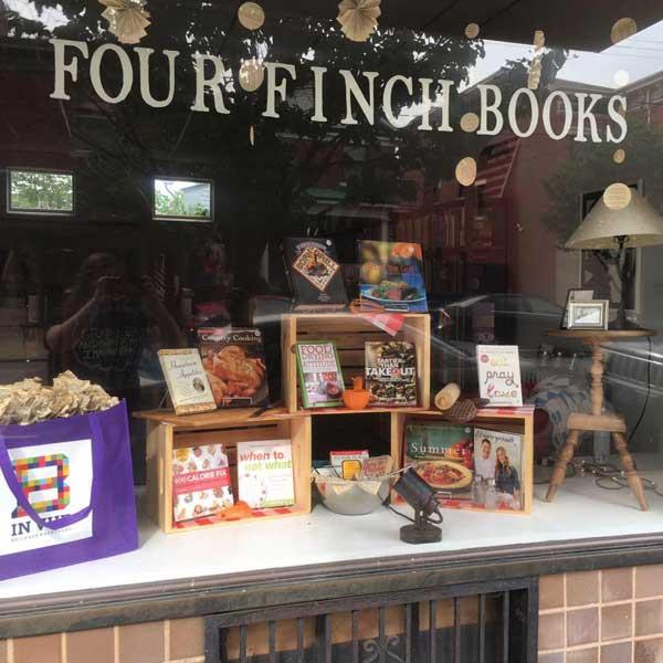Four Finch Books | cheriedawnlovesfire.com