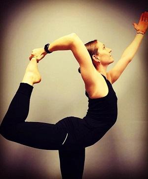 Nikki, Evolation Yoga Studio 43, hot yoga and barre
