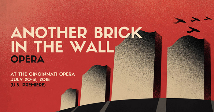 Another Brick in the Wall opera - Cincinnati Ohio USA